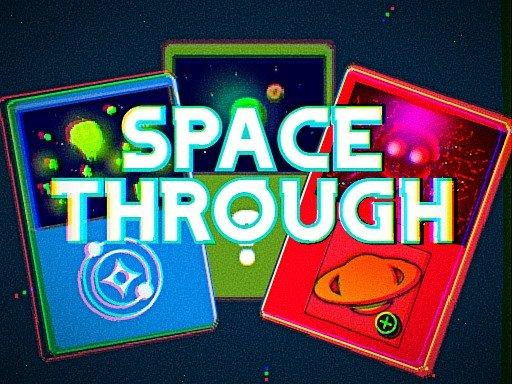 Space Through – igra s klikom na karte