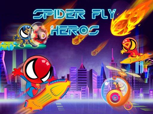 Pauk leti Heros