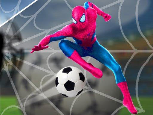 Nogometna igra Spider man