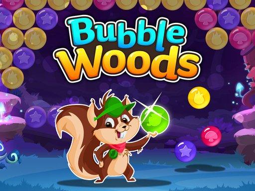 Vjeverica Bubble Woods