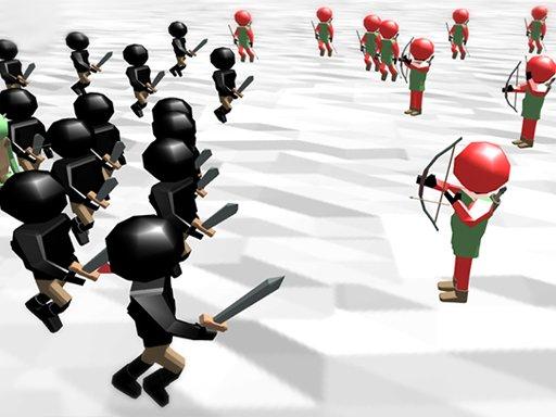Stickman Simulator: Final Battle !!