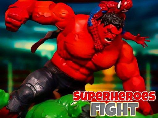 Superheroji se bore