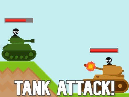 Tenkovi napadaju!