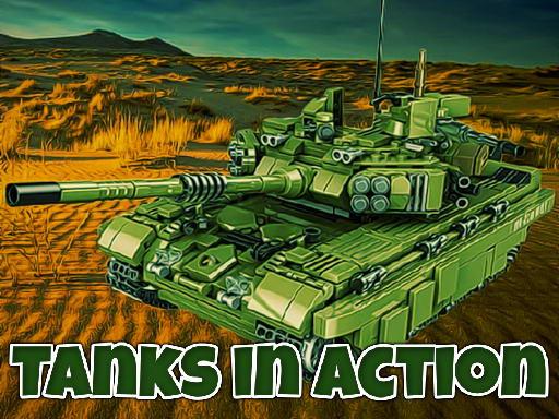 Tenkovi u akciji