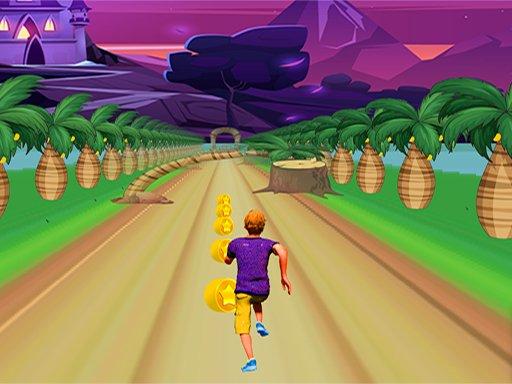 Prince Jungle Temple Run