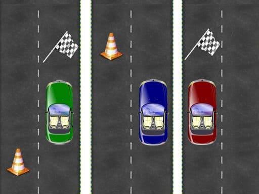 Tri automobila