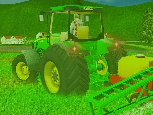 Traktorska poljoprivreda