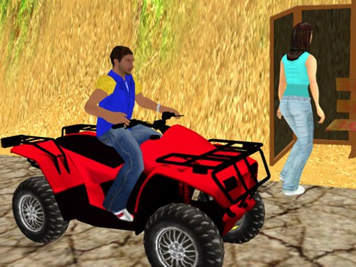 Quad Bike igra Traffic Racer