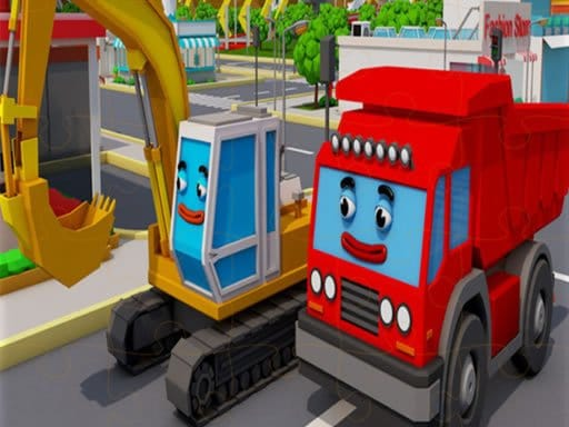 Jigsaw za kamione i kopače