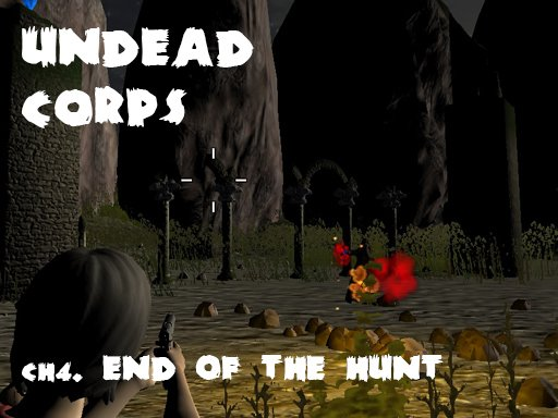 Undead Corps – CH4. Kraj lova