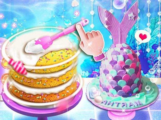 Torta od sirena kuhara jednoroga