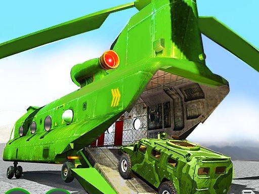 Teretni helikopter američke vojske: Simulator letenja