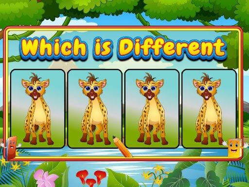 Koja je drugačija životinja