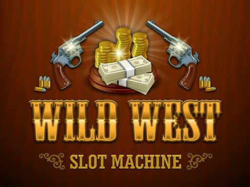 Igraći automat Wild West