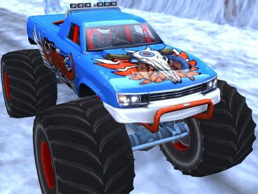 Zimski čudovišni kamion