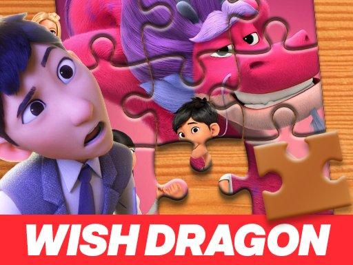 Wish Dragon Jigsaw Puzzle