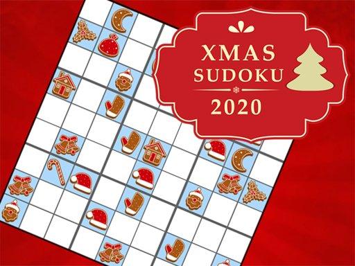 Božić 2020 Sudoku