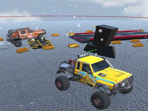 Xtreme terenski kamion 4×4 Demolition Derby 2020