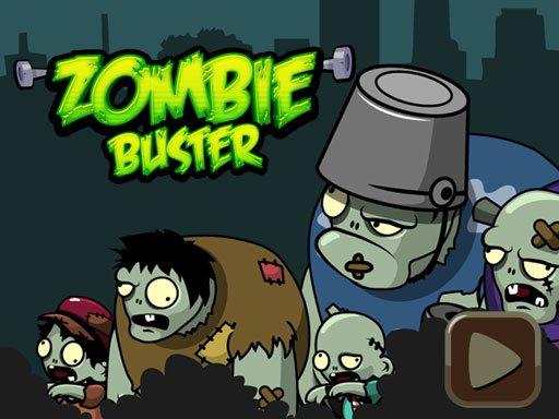 Zombie Buster – Cijeli zaslon HD