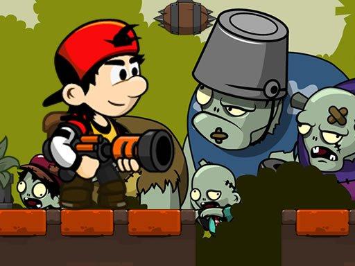 Pucanje zombija